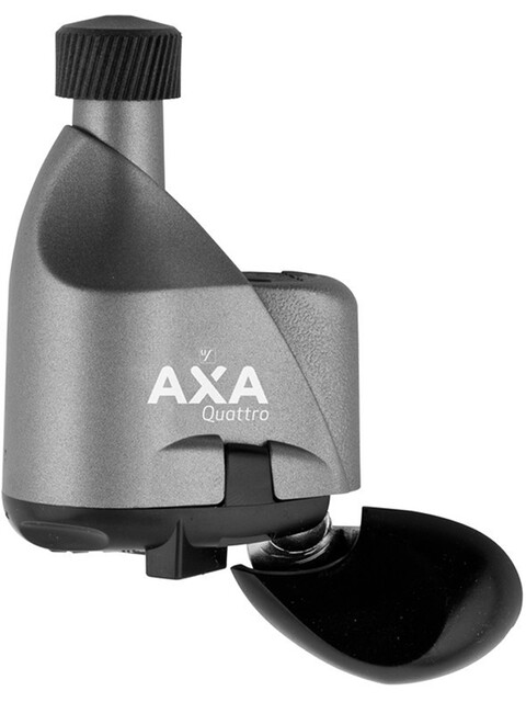 Axa Quattro 2x2 rechts grijs